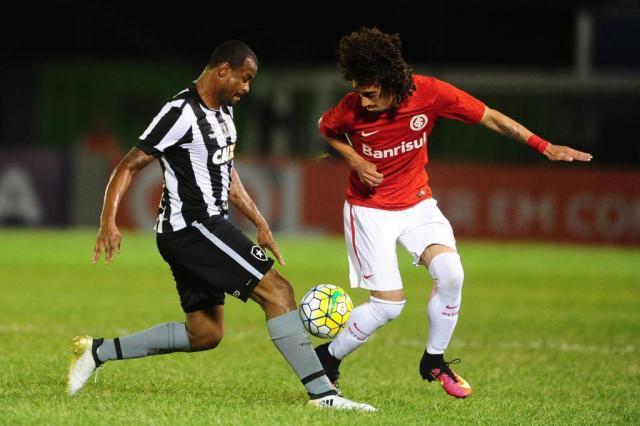 Inter tem 47% de risco de rebaixamento após derrota para o Botafogo Ricardo Duarte/Internacional/Divulgação