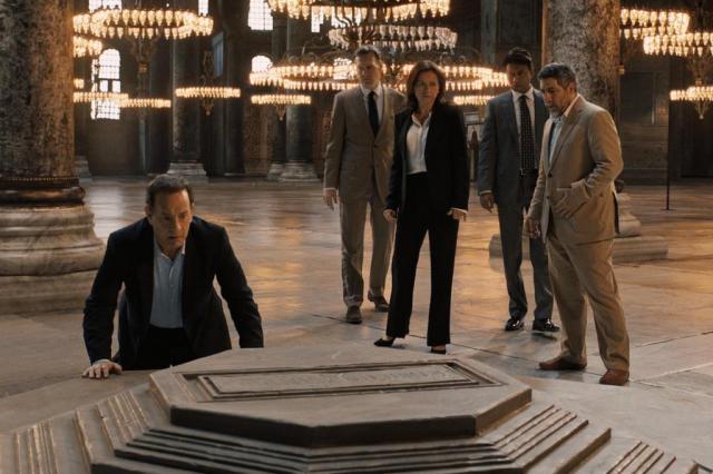 """Com Tom Hanks, filme """"Inferno"""" entra em cartaz nesta quinta-feira sony/Divulgação"""