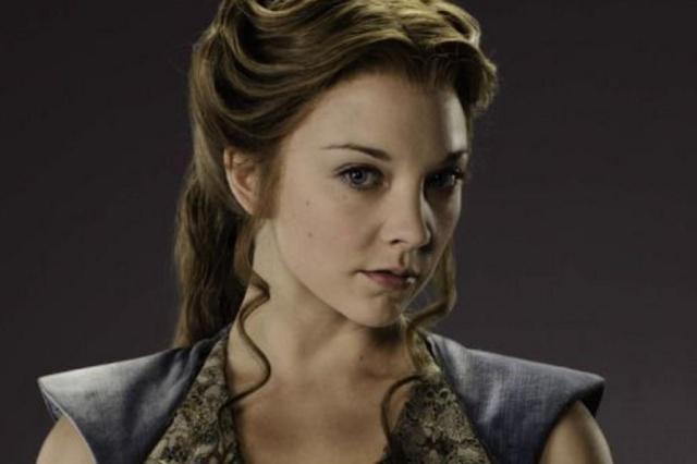"""Natalie Dormer, a Margaery de """"Game of thrones"""", vem ao Brasil HBO/Divulgação"""