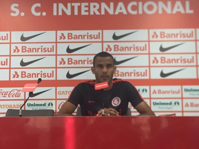 """Ernando cita nervosismo como um dos motivos para partidas """"sofríveis"""" no Beira-Rio Divulgação / Inter/Inter"""