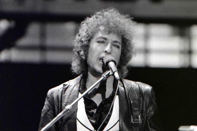 "A literatura cinematográfica do Nobel Dylan na canção ""Hurricane"" Chris Hakkens/Wikicommons"