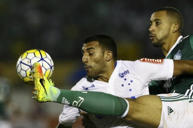 Em Araraquara, Palmeiras e Cruzeiro ficam no 0 a 0 Célio Messias / Light Press/ Cruzeiro/Light Press/ Cruzeiro