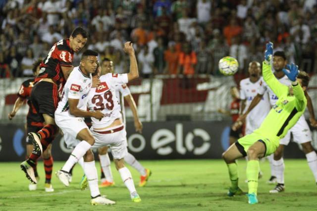 STJD critica comunicação de juiz em anulação de gol no Fla-Flu Gilvan Souza/Flamengo,Divulgação