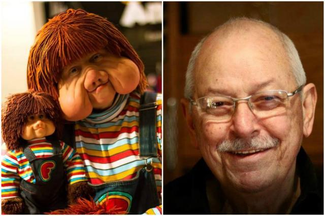 Morre ator e humorista Orival Pessini, criador de Fofão e Patropi, aos 72 anos Facebook/Montagem / Divulgação/Divulgação