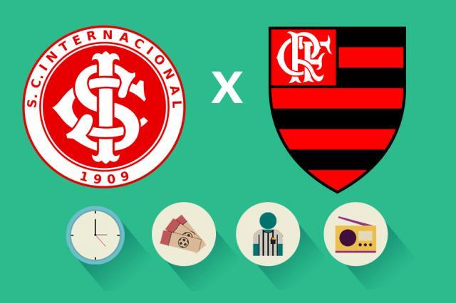 Inter x Flamengo: tudo o que você precisa saber para acompanhar a partida Arte/ZH