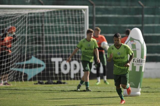 Com várias mudanças, Juventude recebe o Boa Esporte no primeiro duelo da semifinal da Série C Marcelo Casagrande/Agencia RBS