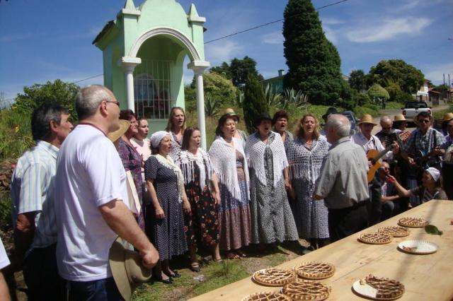 Evento de gastronomia no Vale dos Vinhedos ocorre neste domingo Divulgação/MagnaBento