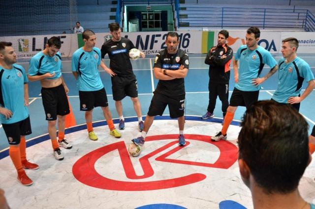 ACBF joga por empate neste domingo contra o Floripa para chegar às quartas de final Ulisses Castro/ACBF,divulgação