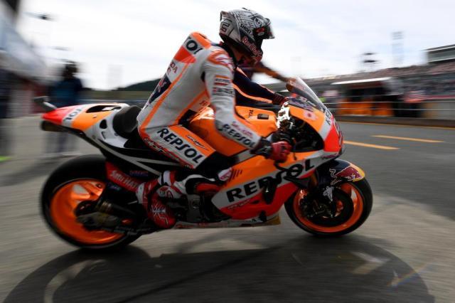 Márquez pode conquistar o tri em etapa do Japão da MotoGP TOSHIFUMI KITAMURA/AFP