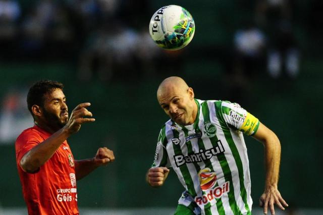 Juventude leva dois gols no início do jogo e perde a primeira partida da semifinal Diogo Sallaberry/Agencia RBS