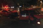 Acidente entre dois táxis na Avenida Ipirangadeixa cinco pessoas feridas Jéssica Rebeca Weber/Agência RBS