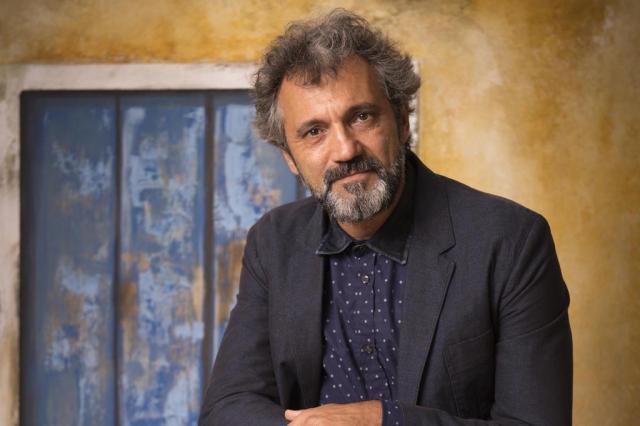 """Marcelo Serrado fala da morte de Domingos Montagner: """"Foi muito duro e continua sendo"""" Caiua Franco/TV Globo/Divulgação"""