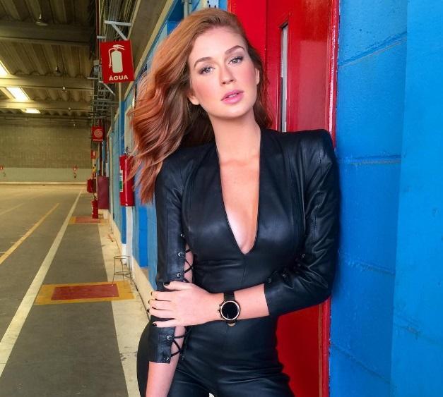 Marina Ruy Barbosa leva título de mulher mais sexy do mundo em disputa de revista Instagram / Reprodução/Reprodução