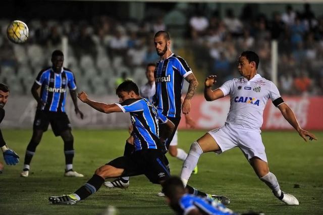 """José Augusto Barros: """"O empate foi um grande resultado"""" Ivan Storti/Santos FC"""