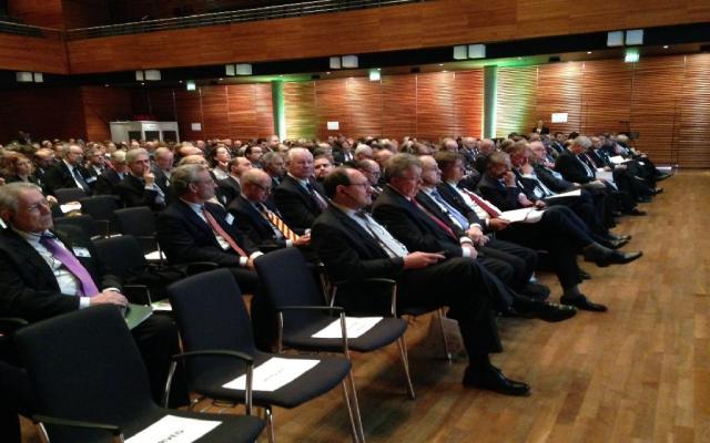 Encontro Econômico Brasil Alemanha cobra acordo entre Mercosul e União Europeia Milena Schoeller / Agência RBS/Agência RBS