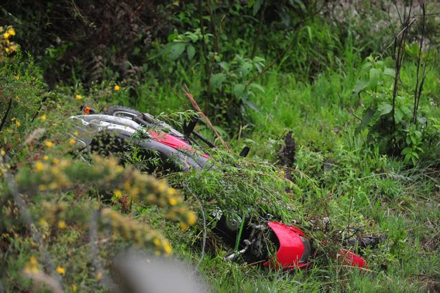 Motociclista morre em acidente em Caxias Roni Rigon / Agência RBS/Agência RBS