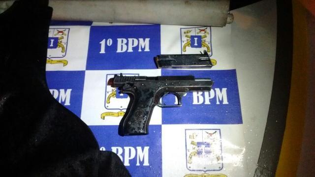 Suspeito de matar jovem no aeroporto será ouvido no Palácio da Polícia Divulgação/Brigada Militar/