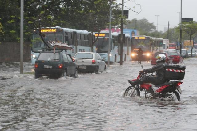 Previsão de mais chuva no Rio Grande do Sul coloca Defesa Civil em alerta Fernando Gomes/Agencia RBS