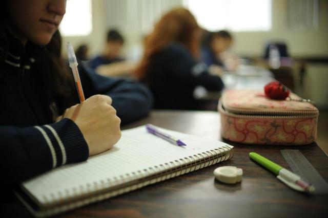 MEC cancelará Enem em escolas ocupadas se protestos continuarem depois do dia 31 Diogo Sallaberry/Agencia RBS