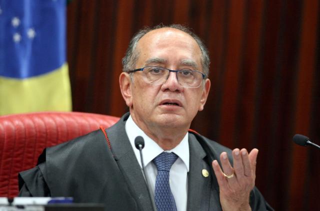 Gilmar Mendes diz que não foi ao velório de Soares por conta de crise de labirintite Roberto Jayme/ Ascom /TSE /