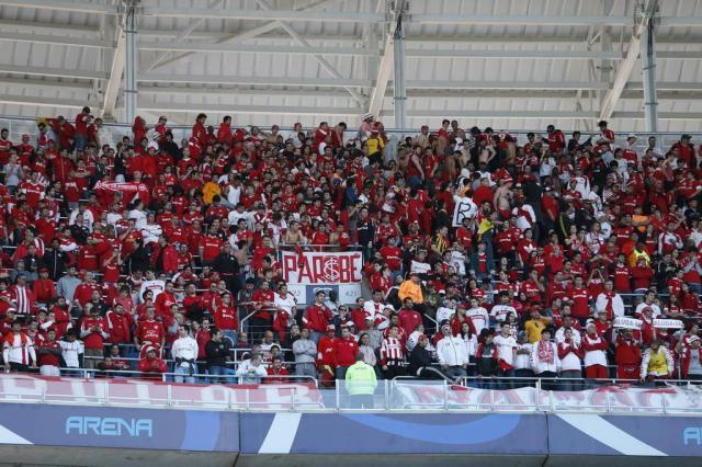 Inter abre venda de ingressos para sócios para o Gre-Nal 411 Félix Zucco/Agencia RBS
