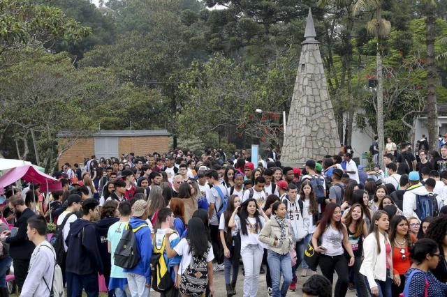 USP amplia número de vagas oferecidas pelo Sisu Marcos Santos/Divulgação