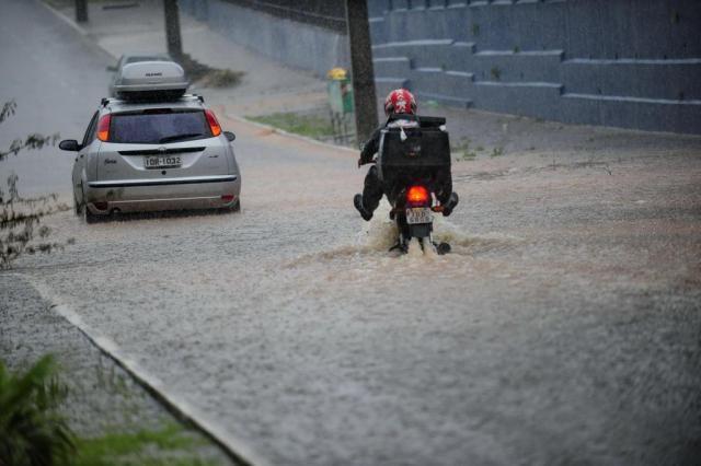 Meteorologistas alertam para risco de novos temporais em Santa Maria e região Maiara Bersch/Agencia RBS