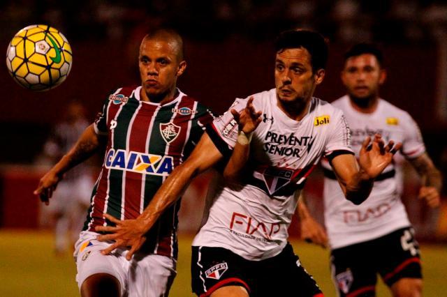São Paulo vira sobre o Fluminense e ultrapassa o Inter Nelson Pérez / Divulgação Fluminense/Divulgação Fluminense