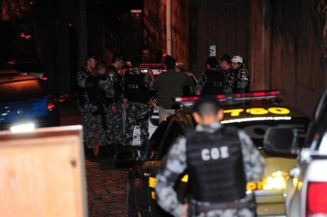 Seis mortes em uma hora podem ter ligação com duplo homicídio, em Caxias Porthus Junior/Agencia RBS