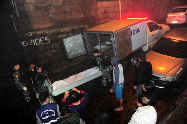 Governo deve enviar PMs para a Serra após 120 assassinatos no ano Porthus Junior/Agencia RBS