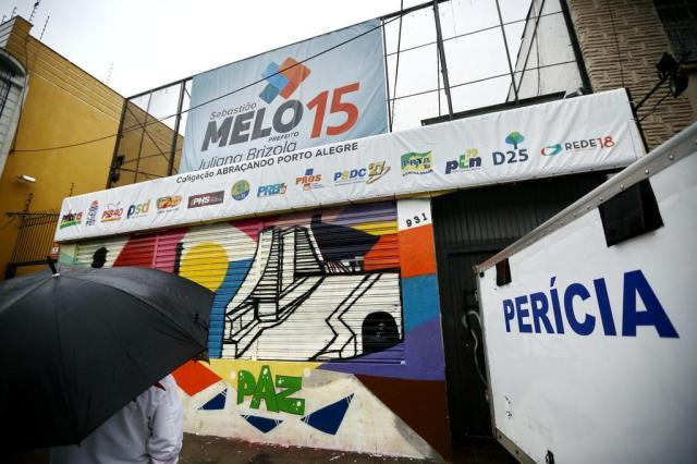 Perícia poderá permitir ler o conteúdo do bilhete deixado por Plínio Zalewski Carlos Macedo/Agencia RBS