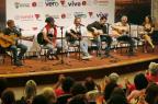 """De """"Dona"""" a """"Lua de cristal"""": compositores falam sobre processo criativo na Festa Nacional da Música Lauro Alves/Agencia RBS"""