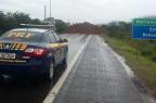 Temporal causa bloqueios em sete rodovias do RS Divulgação/PRF