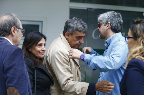 Enterro de Plínio Zalewski reúne políticos de diferentes correntes Félix Zucco/Agencia RBS