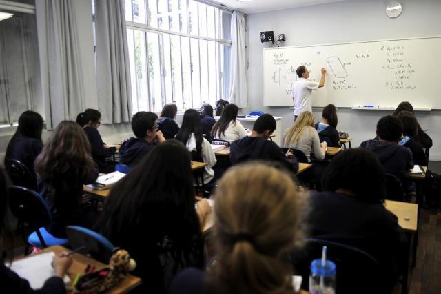 Mudança no Ensino Médio é urgente e inadiável, diz AGU ao STF Maykon Lammerhirt/Agencia RBS