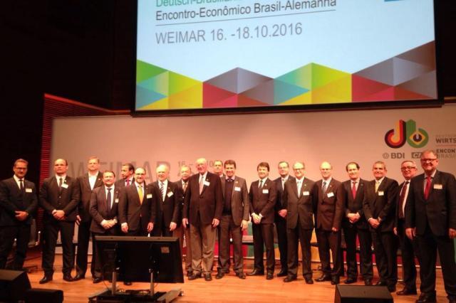 Encontro Econômico Brasil Alemanha 2017 será em Porto Alegre Milena Schoeller/Agência RBS