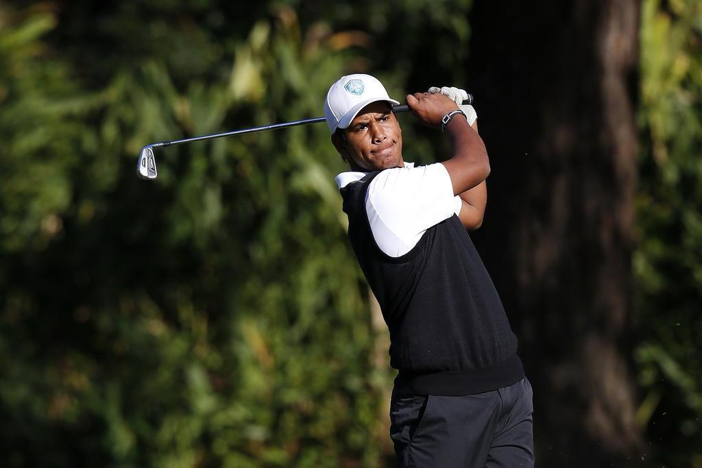Melhor golfista amador do Brasil busca patrocínio para entrar no concorrido circuito profissional Mateus Bruxel/Agencia RBS