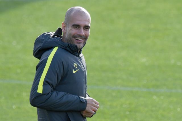 Um Guardiola diferente reencontra, com o Manchester City, o Barcelona que também mudou Anthony Devlin / AFP/AFP
