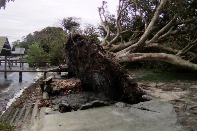 Prefeitura de Imbituba decreta situação de emergência Divulgação/Defesa Civil de Imbituba