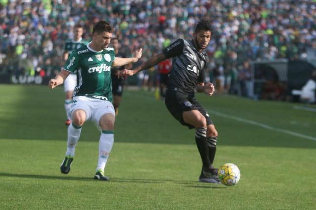 Figueirense pede anulação da partida com o Palmeiras ao STJD Leo Munhoz/Agencia RBS