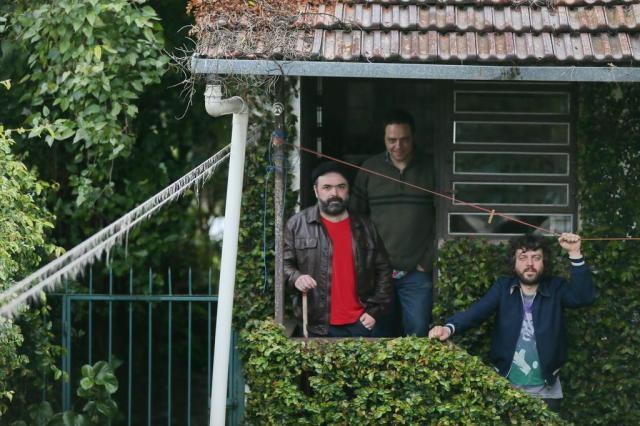 Banda Pata de Elefante volta a se reunir após três anos e meio Lauro Alves/Agencia RBS