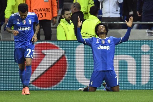 Na França, Juventus supera o Lyon por 1 a 0 PHILIPPE DESMAZES/AFP
