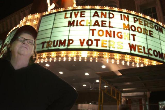 Cineasta Michael Moore estreia documentário sobre Donald Trump Dog Eat Dog Films/Divulgação