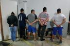 """Presos traficantes que se denominavam """"uma grande família"""" em Viamão Divulgação/Polícia Civil"""