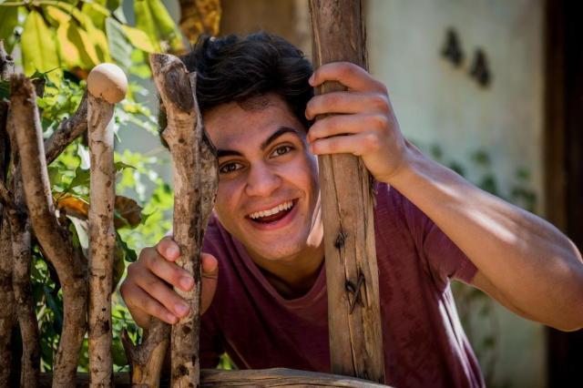 """Filho de Shaolin, Lucas Veloso é escolhido para viver Didi na nova versão de """"Os trapalhões"""", diz site Caiuá Franco/TV Globo/Divulgação"""