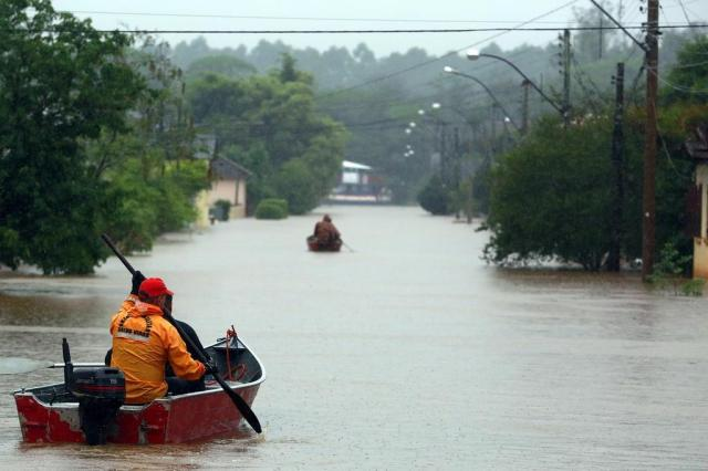 Entenda por que chove há tantos dias no Rio Grande do Sul Tadeu Vilani/Agencia RBS