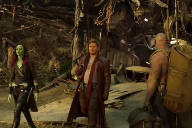"""""""Guardiões da Galáxia Vol. 2"""" ganha primeiro trailer; assista reprodução/Divulgação"""
