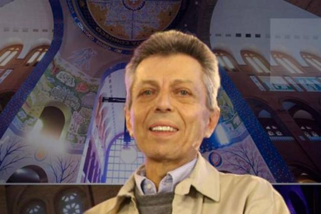 Morre Cláudio Pastro, um dos principais nomes da arte sacra brasileira Reprodução/Facebook