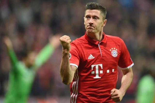 Sem dificuldades, Bayern de Munique vence PSV CHRISTOF STACHE/AFP