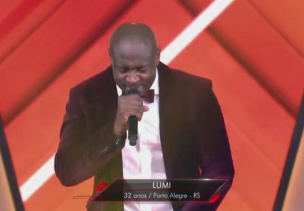 Lágrimas de Lulu e show de nigeriano-gaúcho salvam a morna terceira noite do The voice Brasil (Gshow / Reprodução/Reprodução)